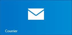 Application Courrier - Logo