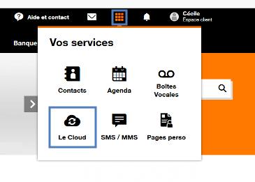 Cloud Pro Orange : sa fonction
