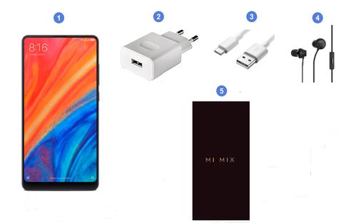 Xiaomi Mi Mix 2S, contenu du coffret.
