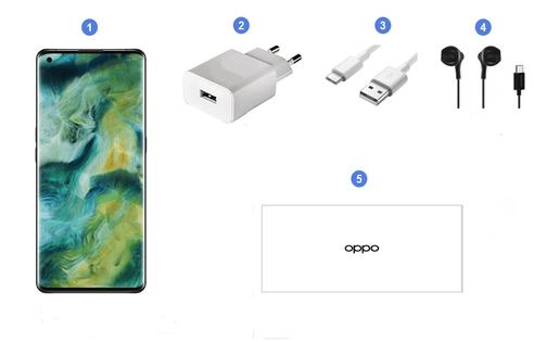 Oppo Find X2 Pro, contenu du coffret.