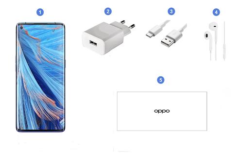Oppo Find X2 Neo, contenu du coffret.