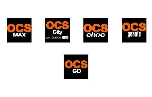 Les chaînes OCS